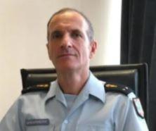 Michel Pidoux - Gral. de División
