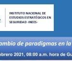 """Seminario Internacional """"El Ciberespacio, cambio de paradigmas en la seguridad mundial"""""""